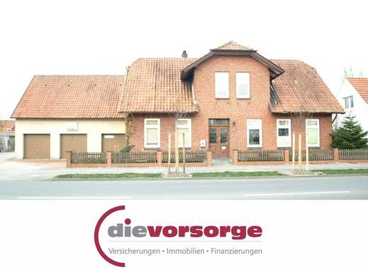 Großzügiges Einfamilienhaus in Sulingen zu verkaufen! Ausbaureserve vorhanden!