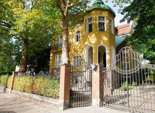 Denkmalvilla mit Stil und Charme