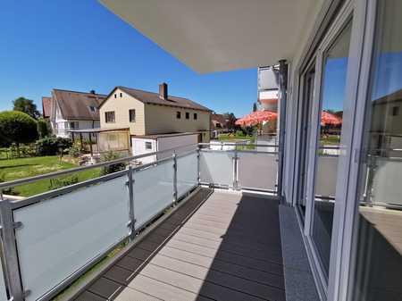 Neuwertige, lichtdurchflutete 2-Zimmer-Whg. mit Einbauküche & Dachterrasse in Obersendling (München)