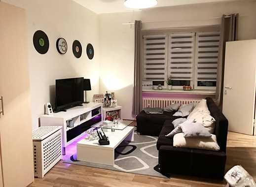 1 Zimmerwohnung mit Balkon in Düsseltal zu vermieten!