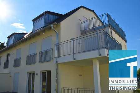 Sehr hochwertig ausgestattete, neue  Obergeschoßwohnung in Reichertshofen in zentraler Lage. in Reichertshofen