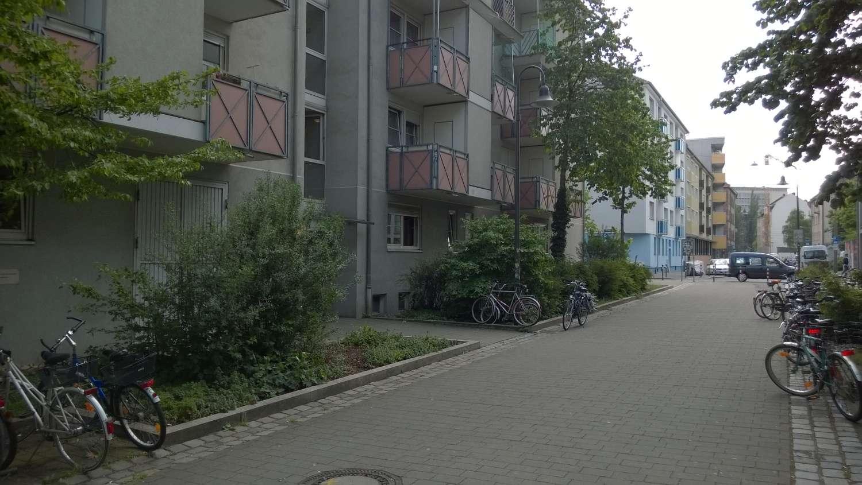 Studenten und Singles - Hochschulnah - Einzimmerwohnung inkl. TG und Küchenzeile zum TOP-PREIS in Glockenhof (Nürnberg)