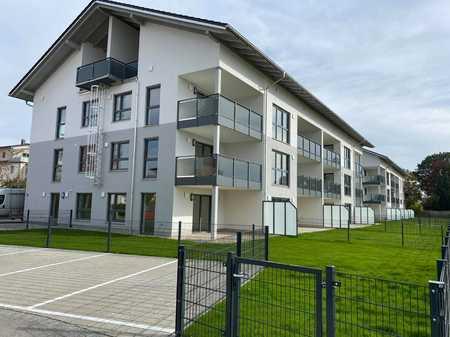 ERSTBEZUG * Attraktiv Wohnen im West-Carrée Ampfing * Moderne 2-Zi.-Wohnung (Nr.6) mit Süd-Balkon in Ampfing