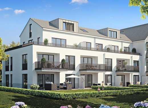 Zauberhafte 3-Zimmer-Erdgeschosswohnung mit herrlicher Terrasse & wunderschönem Garten