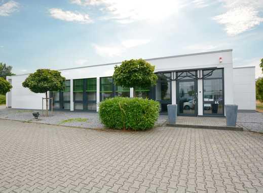 Büro- und Produktions-/Lagergebäude, freistehend, teilbar, neben dem TZN