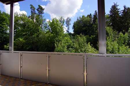 Ansbach/Wallersdorf: 3 Zi. Wohnung Waldrand Lage. Nähe Industriegebiet Brodswinden sofort frei! in Brodswinden (Ansbach)