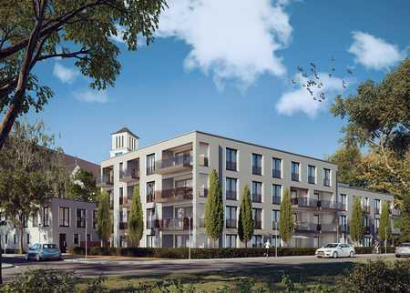 Neubau! Staatlich geförderte Wohnung in Kasernenviertel (Regensburg)