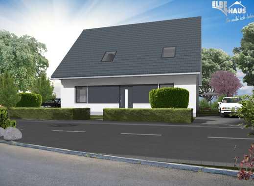 Bauen Sie mit Elbe-Haus® Wir planen, individuell, für Sie,Ihr Traumhaus!