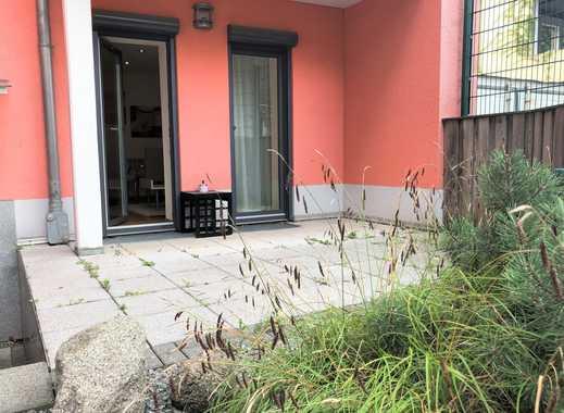 Möbliertes Apartment mit eigenem Garten