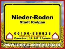 MIT POTENZIAL Doppelhaushälfte Rodgau Nieder-Roden