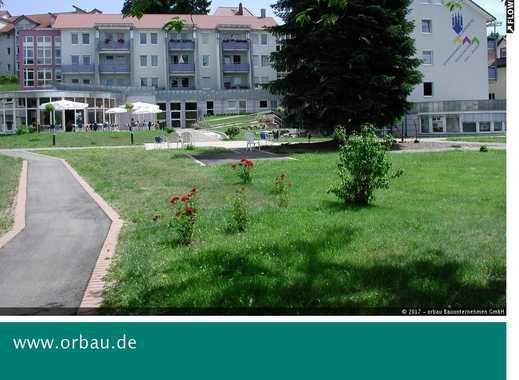 """2-Zimmer-Seniorenwohnung im """"Klinikhotel"""" Gengenbach"""