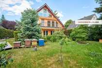 Bild IMMOBERLIN:  Schönes Einfamilienhaus mit Südwestgarten