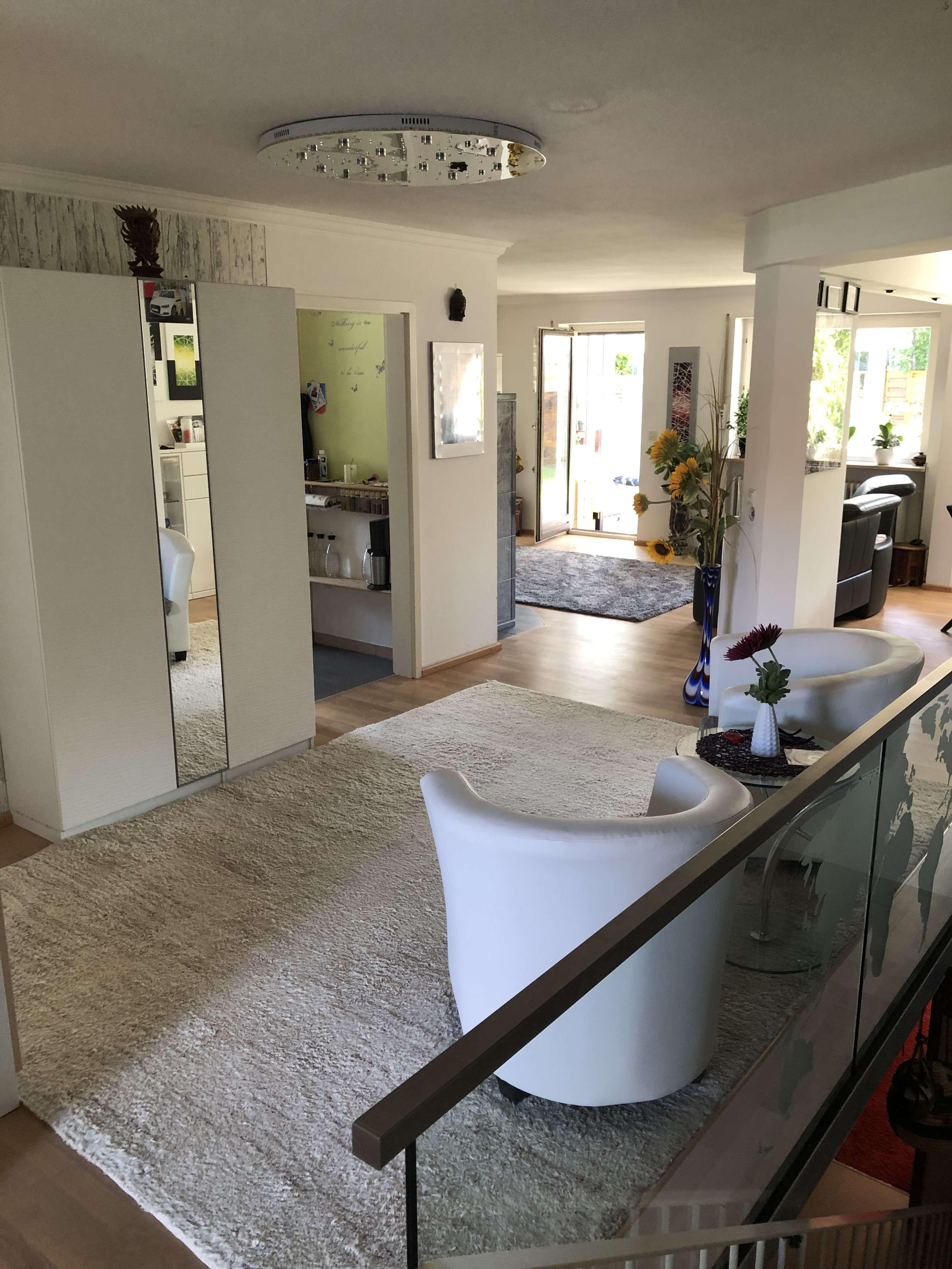 3-Zimmer-Erdgeschoss-Wohlfühl-Wohnung für Gartenliebhaber in bester Lage Pullach **NICHT MÖBLIERT** in Pullach im Isartal