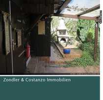Tolles Gartengrundstück mit Holzhaus Terrassen
