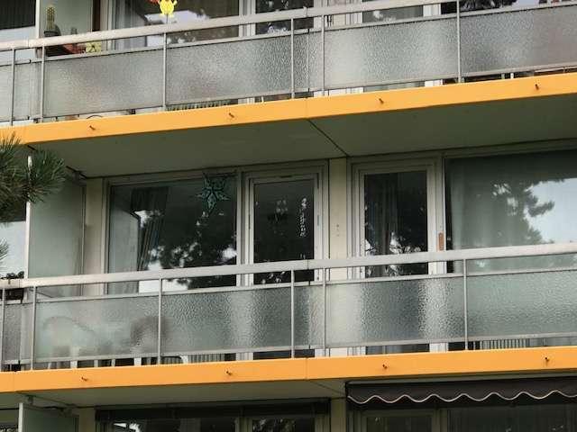 Voll möblierte 2-Zimmer-Wohnung mit Balkon und Einbauküche in Perlach, München in Perlach (München)