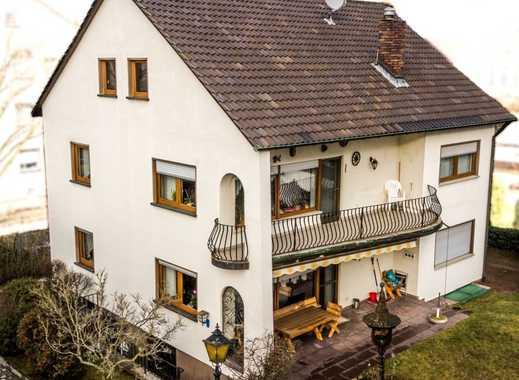 EINMALIG - Großes Zweifamilienhaus und Baugrundstück in Nürnberg - Altenfurt!