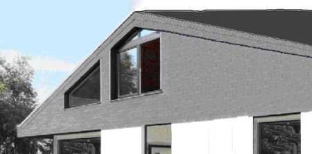 Exclusive 3-Zimmer-Dachgeschosswohnung in Zweifamilienhaus in Obertraubling