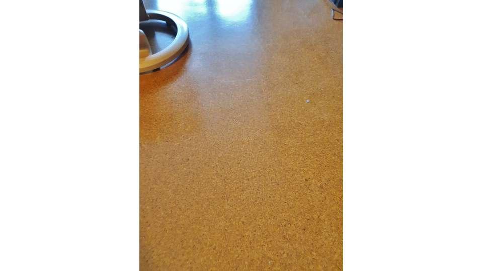 Detail Fußboden