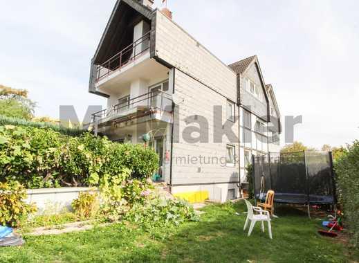 Zentral und grün - EFH mit Garten, Terrasse und 2 Balkonen in Wuppertal-Vohwinkel