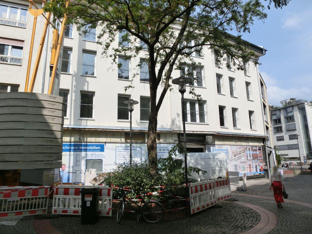 Darmstadt Fußgängerzone