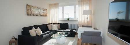 Schönes möbliertes 1,5 Zimmer Stadtapartment im Hain ab 01.07.20 zu vermieten in Insel (Bamberg)