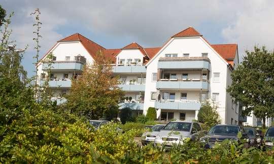 hwg - Hübsche Balkonwohnung