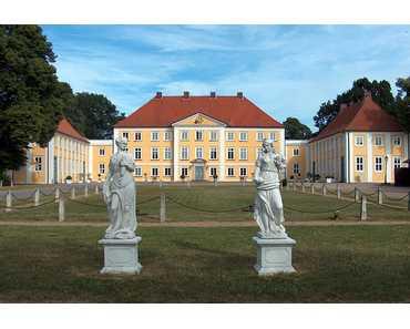 Schloss Wotersen: Repräsentative Gewerbeflächen in exklusivem Ambiente in Roseburg