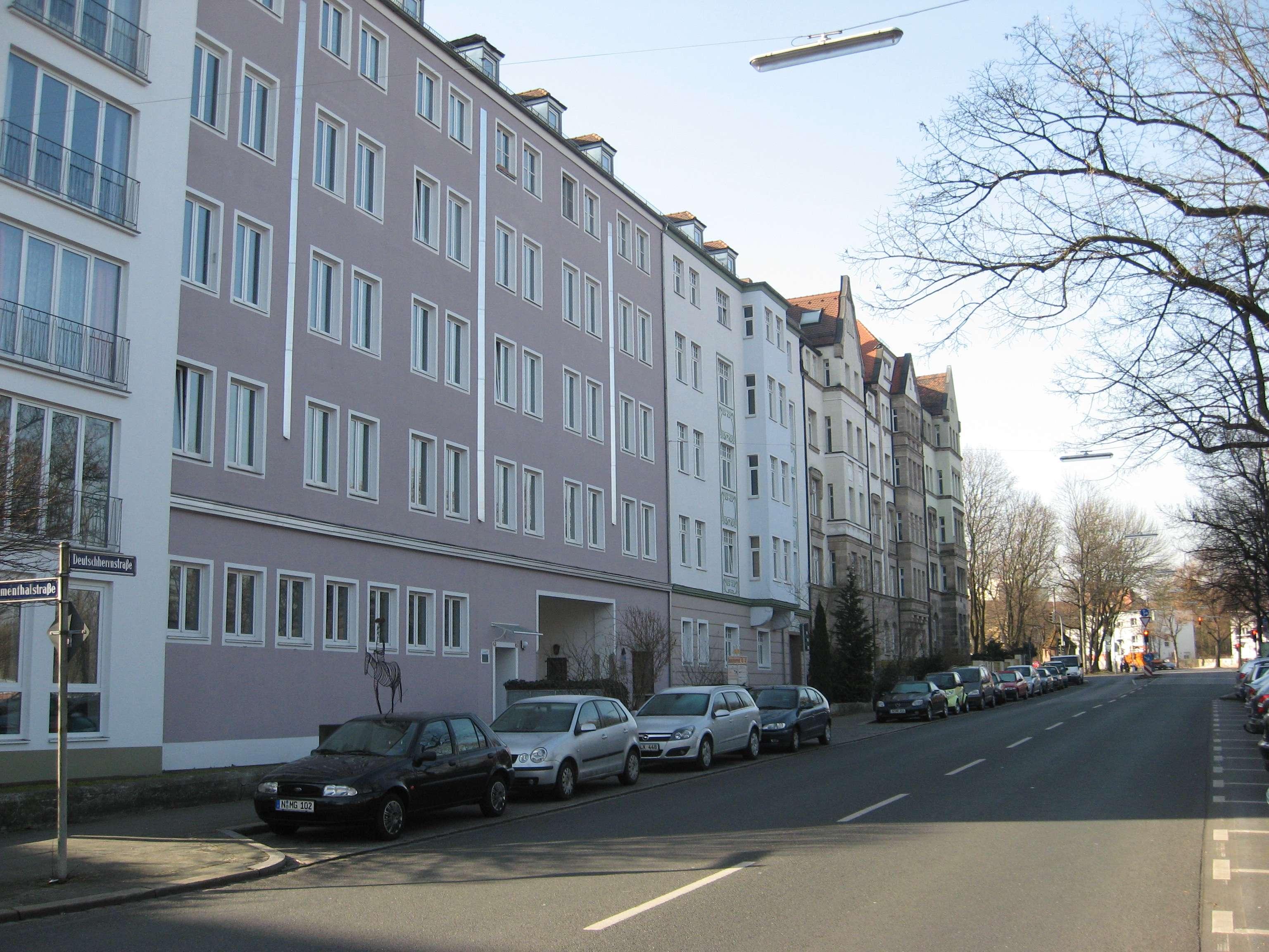 Großzügige, loftähnliche 2-Zimmer-Wohnung zu vermieten in Himpfelshof (Nürnberg)