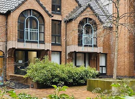Schöner und zentraler kann  man nicht wohnen - Wohnung  in Innenhoflage in der Carlstadt von D'dorf
