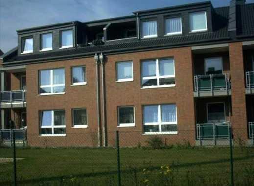 WBS erforderlich! Schöne Dachgeschosswohnung