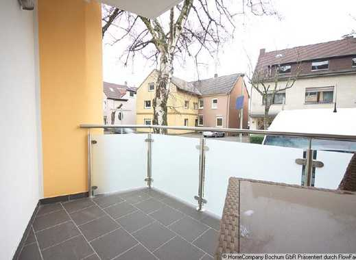 Herne: Stylish apartment with balcony and parking space; high quality, modern fittings and furnis...