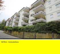 2 Zimmer-Wohnung mit Balkon EBK