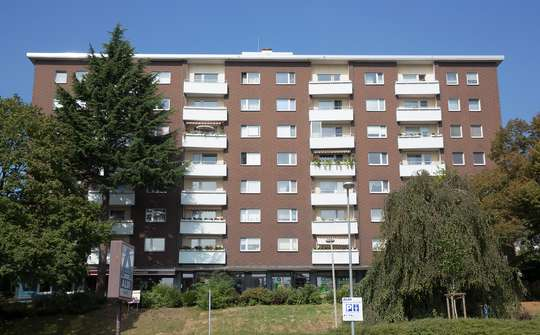 hwg - Preiswerte 2-Zimmer-Wohnung zu vermieten!