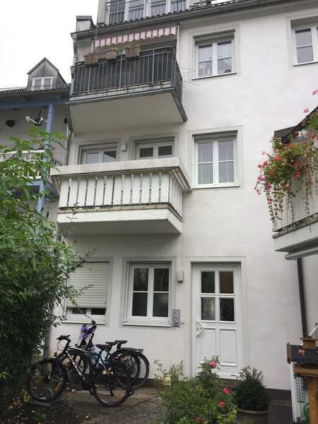 2-Zimmer-Wohnung im Zentrum von Deggendorf in Deggendorf