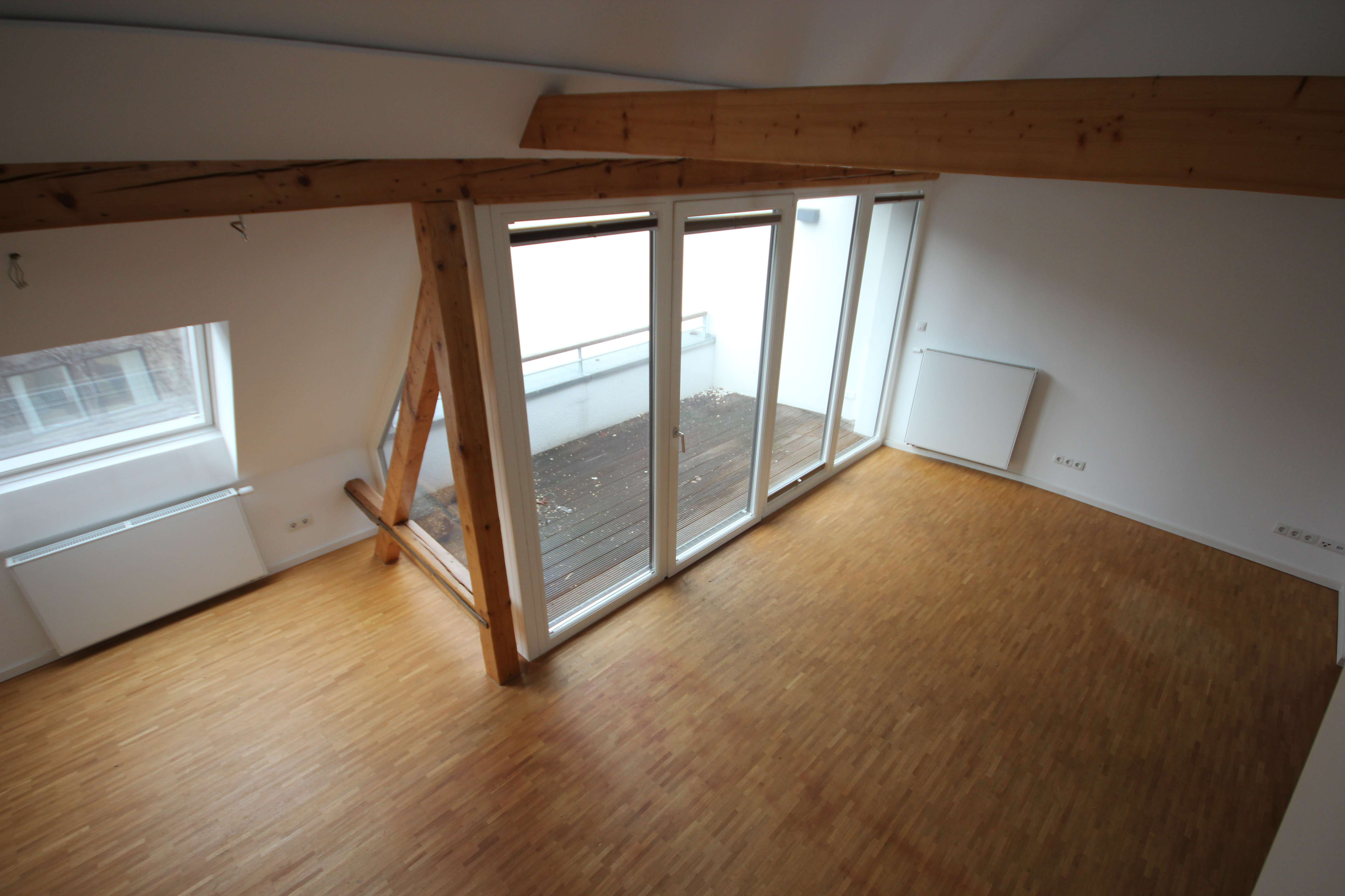 Attraktive Maisonette-Wohnung für Individualisten