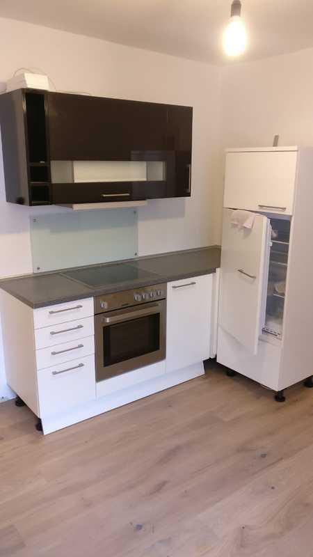 Exklusive 2-Zimmer-Wohnung mit EBK in Augsburg Domviertel/Innenstadt, WG-geeignet in Augsburg-Innenstadt