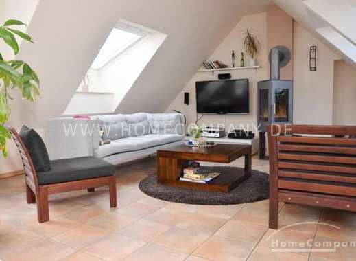 Vahrenwald, Luxuriöse, helle Wohnung mit offener Küche, Lift, Kamin&Fußbodenheizung