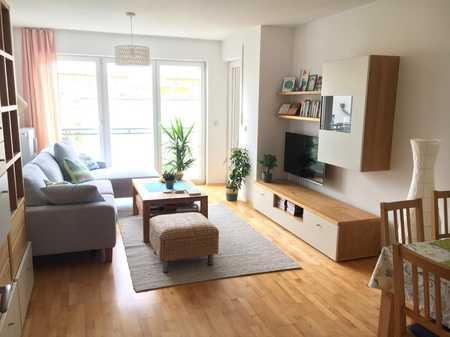 Sonnige, modern eingerichtete 2-Zimmer Wohnung im Röthelheimpark in Erlangen Süd (Erlangen)