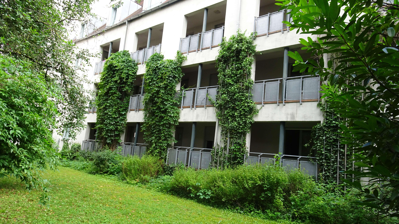 Apartement 1 Zimmer, kl.Küche,Duschbad , Altstadt n. Citygalerie in