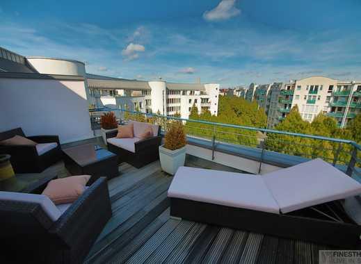 Penthouse in top- und ruhiger Lage mit bester Anbindung nahe Königsplatz