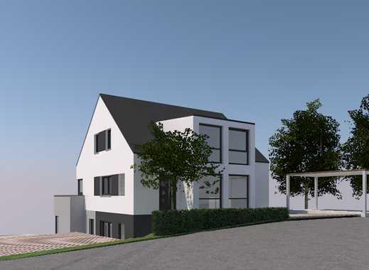 Projektierte Doppelhaushälften in bester Hanglage von Freiburg-Herdern (Haus 1) (B)