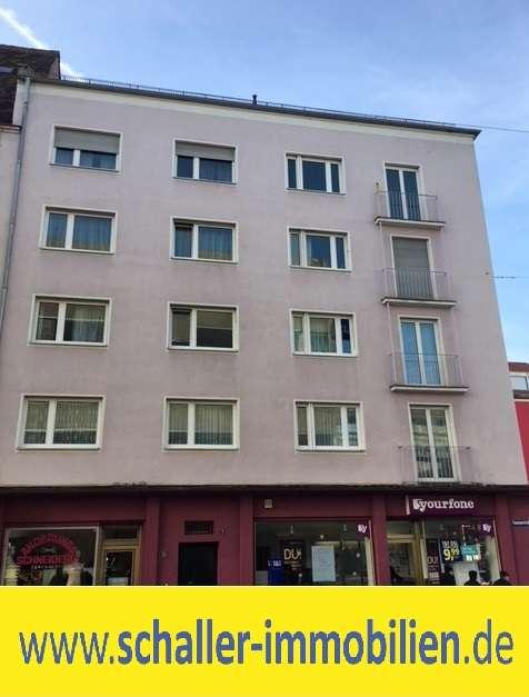 Gepflegte 2 Zimmer Wohnung Nürnberg - Südstadt / Wohnung mieten in