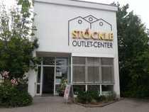 Verkaufsfläche im Stöckle OUTLET Center