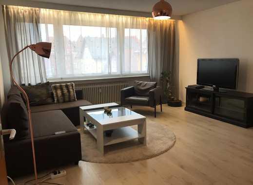 Exklusive, sanierte 2-Zimmer-Wohnung mit Balkon in Stuttgart