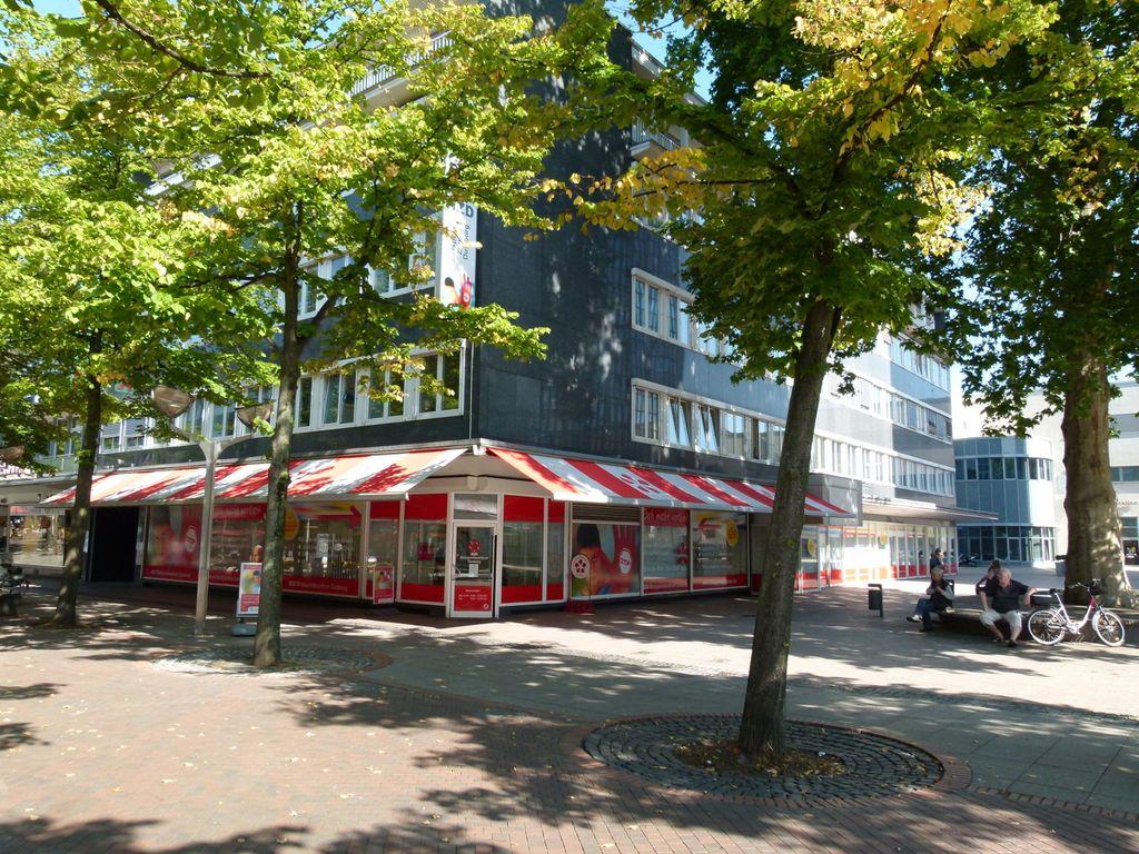 Büro und Ärztehaus Duisburg St
