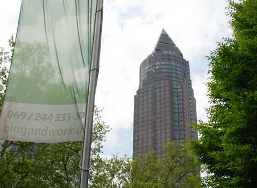 Coworking in Frankfurt Westend Fair
