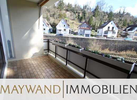 Top gepflegte und frisch Sanierte 3-ZKB-Wohnung mit 2 Balkonen