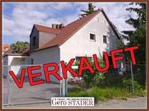 120m² Wohnung inkl. Garten, Terrasse und Garage in einem 2-Familienhaus