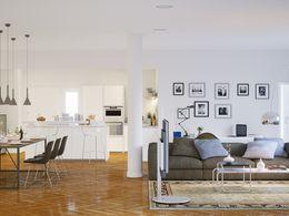 Das könnte Ihr Wohnzimmer sein