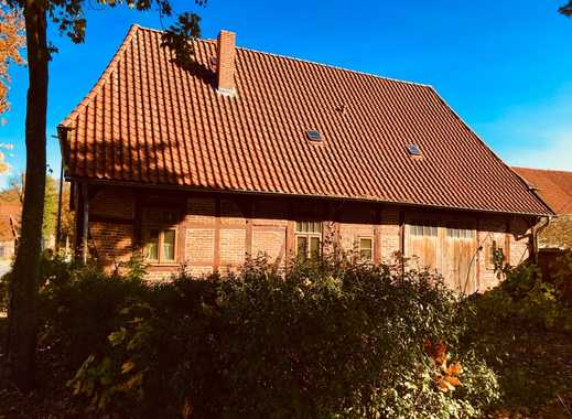 RUDNICK bietet LANDLEBEN: Fachwerkhaus für Handwerker